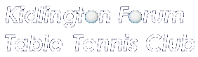 Kidlington Forum Table Tennis Club